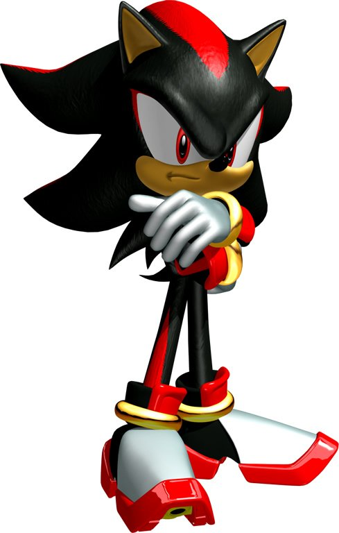 Les diff rents personnages du monde de sonic kiki - Sonic et shadow ...
